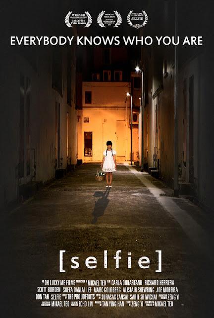 Sinopsis Film Horror Selfie 2015 (Carla Dunareanu, Richard Herrera)