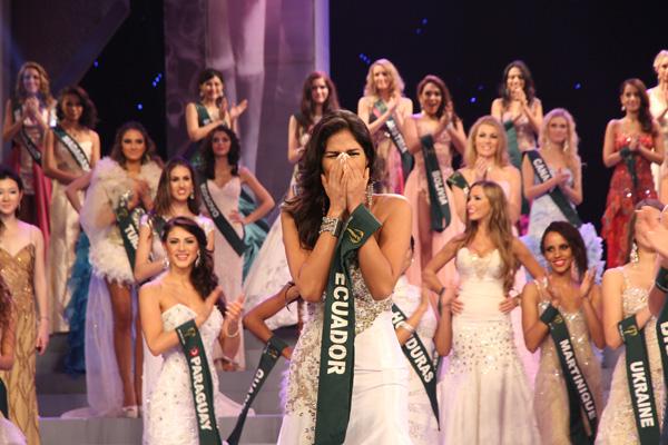 Olga Vargas Alava,Olga Alava,miss earth 2011