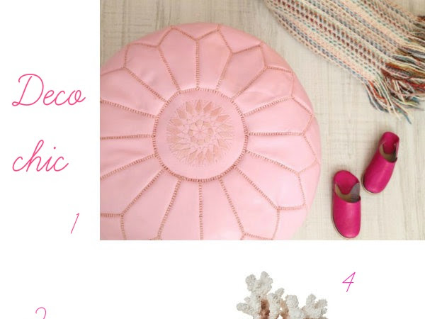 Accesorios ultra chic para tu coffee table.