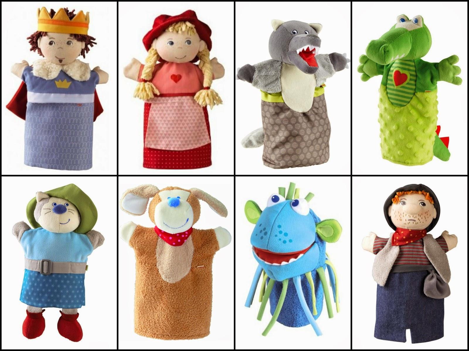 HABA puppets
