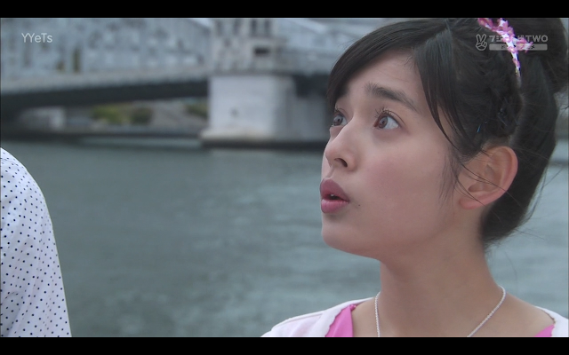 Upon reaching safety Naoki unexpectedly offers to hang with Kotoko.