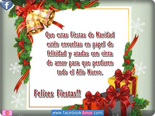 Tarjetas con frases navide as para facebook im genes - Postales de navidad con fotos de ninos ...