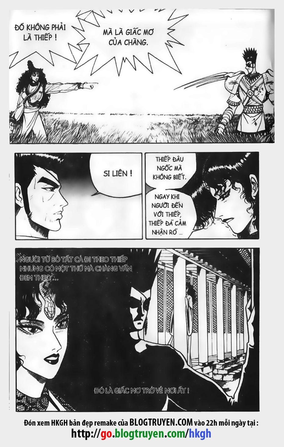 Hiệp Khách Giang Hồ chap 21 page 17 - IZTruyenTranh.com