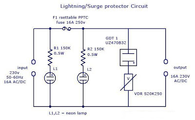 showing post media for surge protector schematic symbols dc surge suppressor circuit diagram jpg 400x247 surge protector schematic symbols