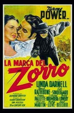 La Marca del Zorro en Español Latino