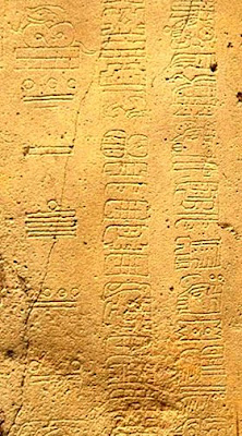 huruf kuno misterius isthmian script - blog misteri cerita tentang dunia