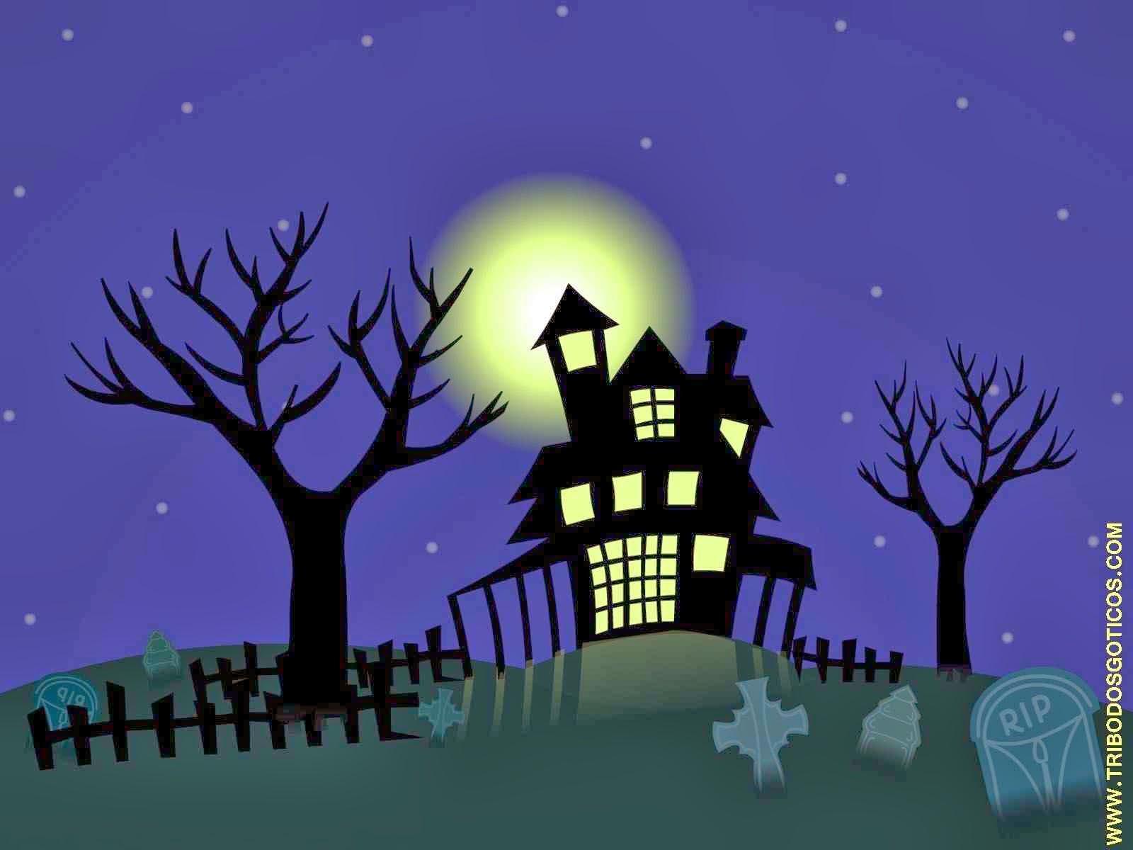 casa assombrada cemiterio das imagens