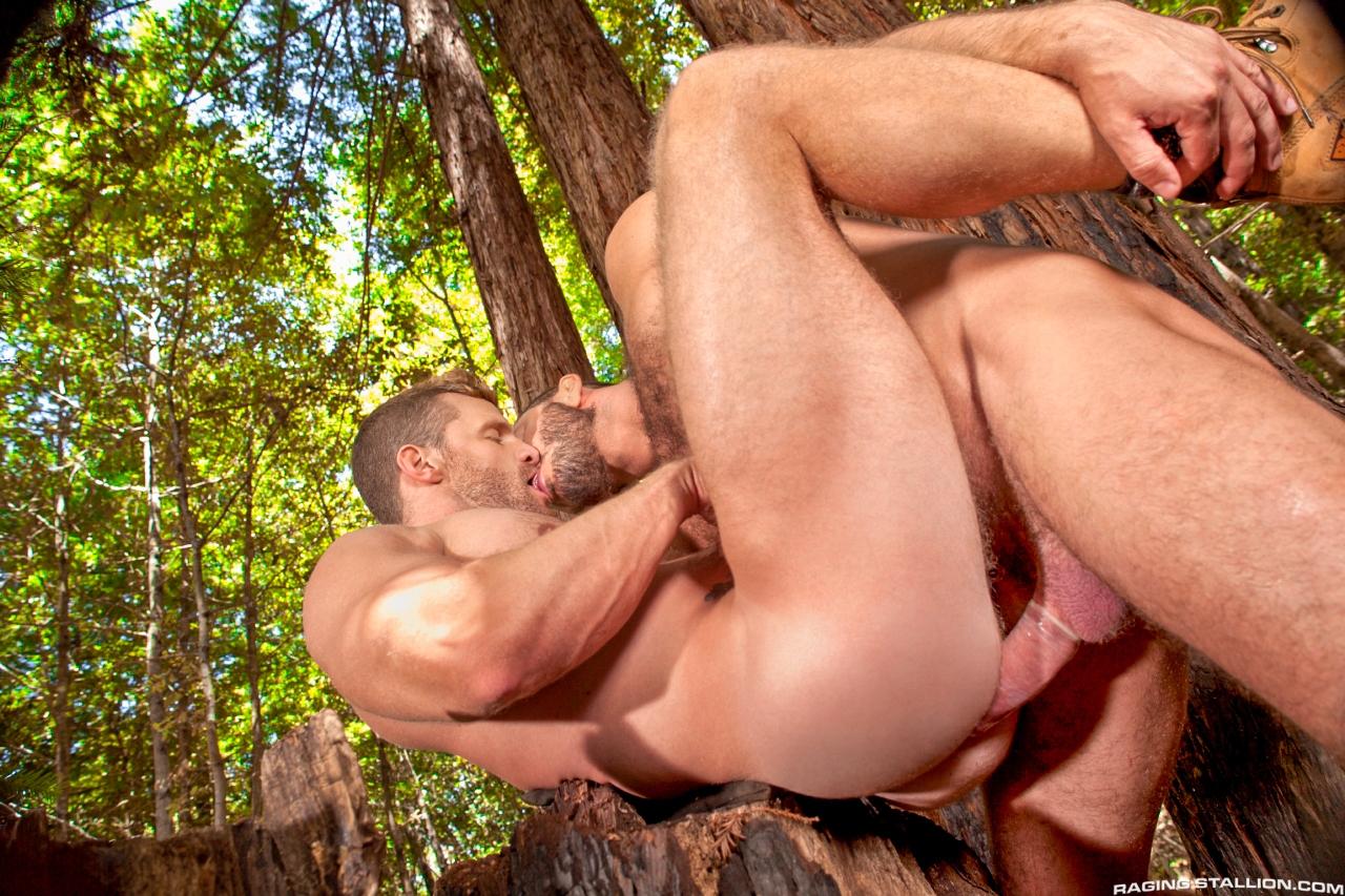 follando en el bosque cxnxx