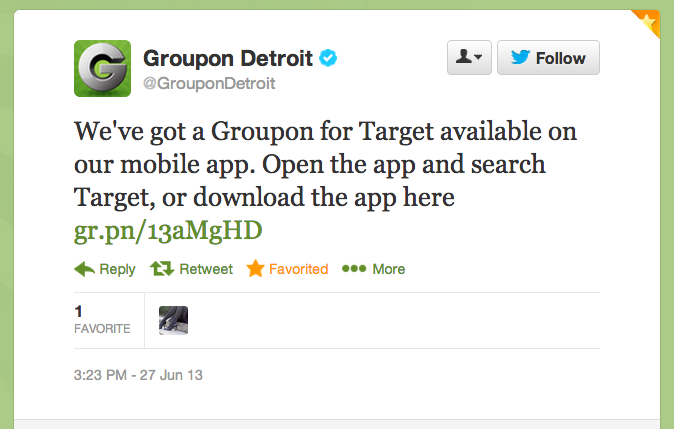 how to use groupon gift card