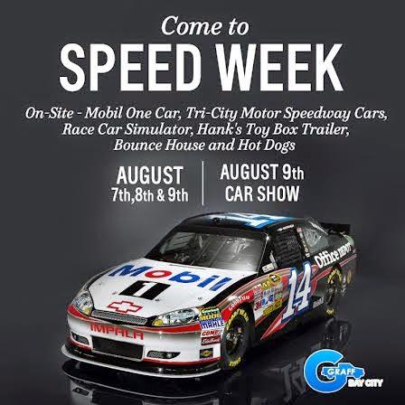 Speed Week 2014 at Graff Bay City