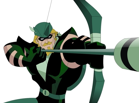 Emular é Nostalgia - Home Green_Arrow_by_els3bas