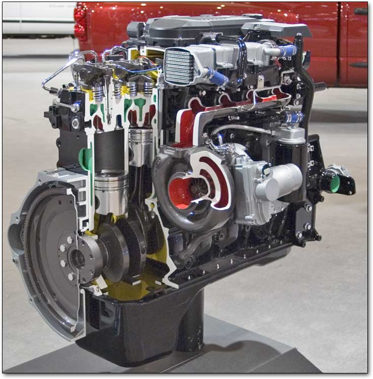 Details About Diesel Engine Engine Cycle Work Parts