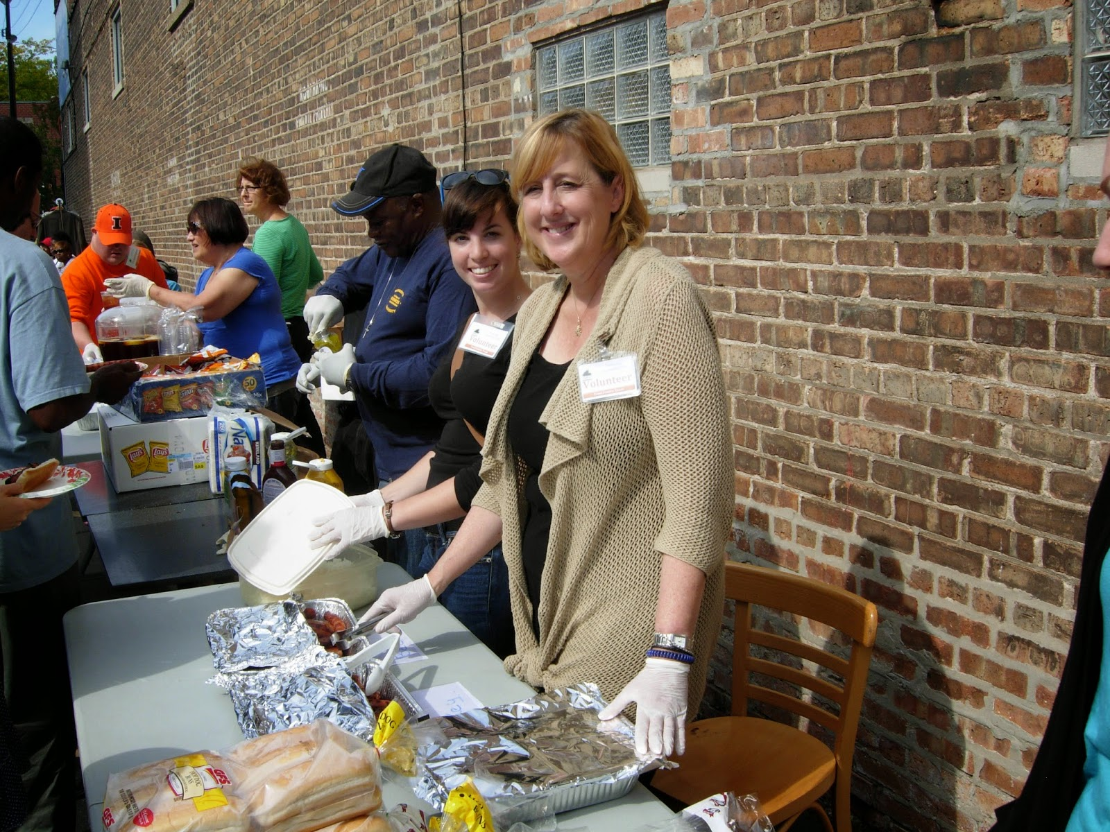 For more information on the food pantry, click on the about tab at the top of the page.