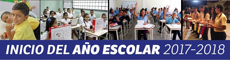 Periodo Escolar 2017-2018