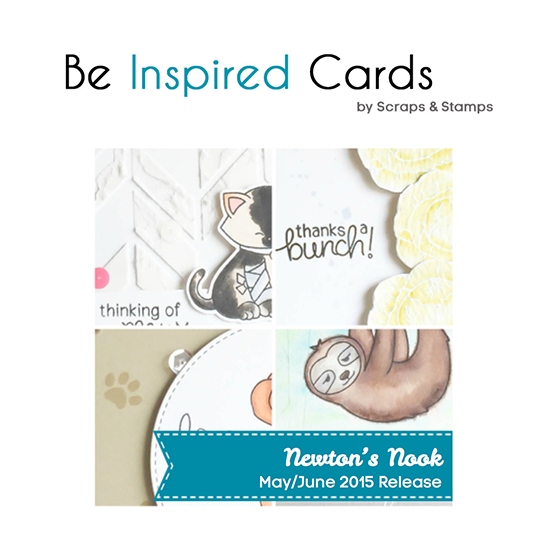 Be  Inspired Cards Class | Newton's Nook Designs Stamps
