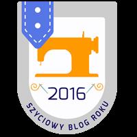 Szyciowy Blog Roku :)