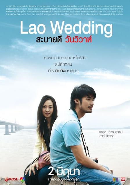Đám Cưới Lào - Lao Wedding