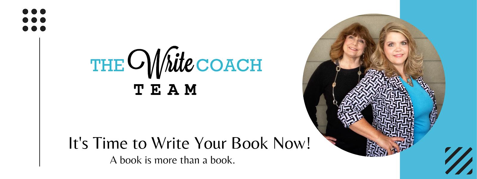 The Write Coach Team