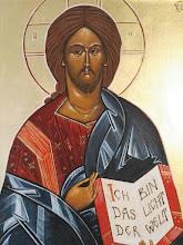 Ikonenmalen im Byzantinischen Gebetszentrum