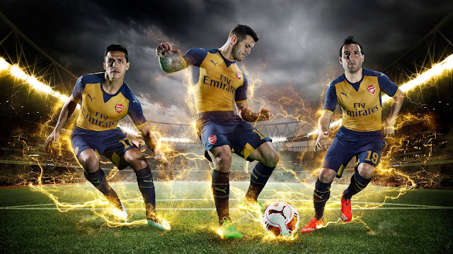 Arsenal Away 2016-2016