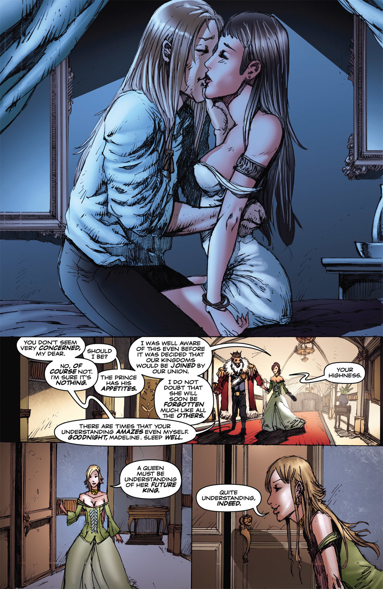 Grimm Fairy Tales (2005) Issue #25 #28 - English 20