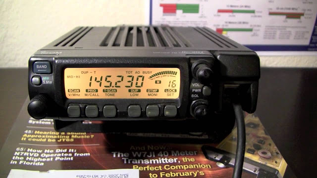 Icom IC-207H Amateur