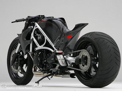 Custom Ducati Motorcycles
