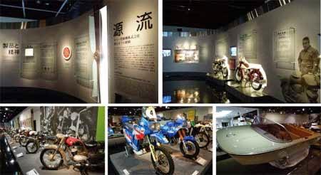 Museum Yamaha di Jepang