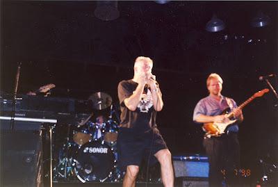 Ο  Βρετανός  bluesman  John Mayall στη Θεσσαλονίκη :