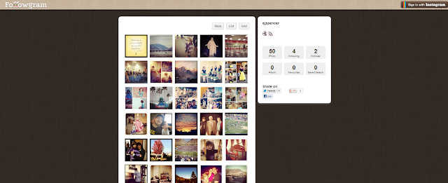 how to add an instagram widget to blogger