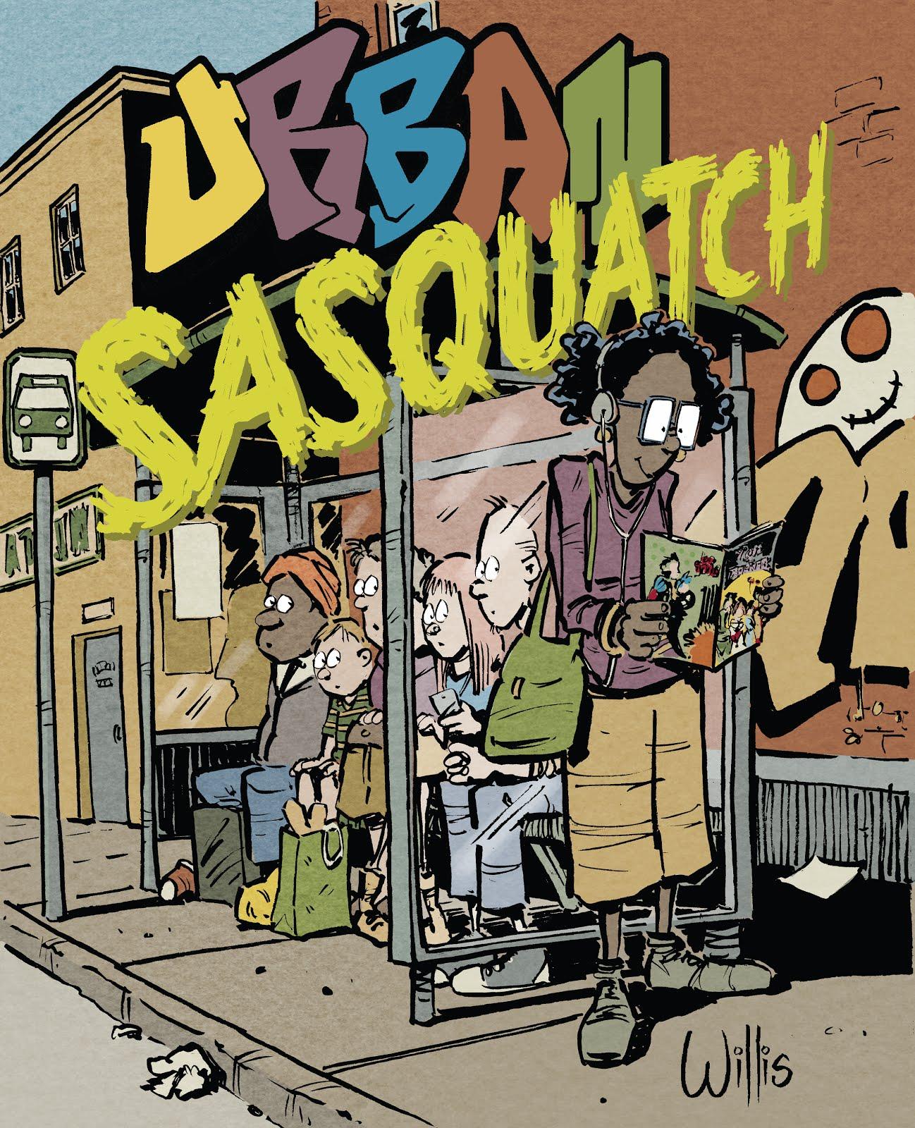 Urban Sasquatch