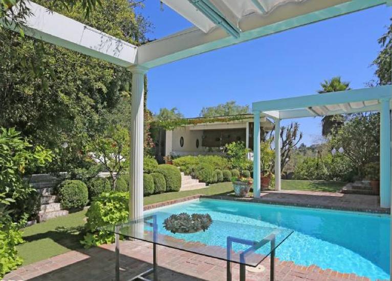 Modern Homes Los Angeles John Elgin Woolf Hollywood