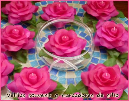 velitas rosas souvenir-eltallerdejazmin