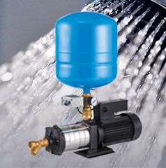 CRI Pressure Booster Pump MHBS-2E/04 (0.5HP) 24L Tank Online, India - Pumpkart.com