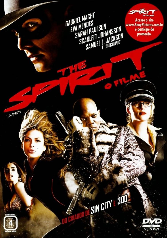 The Spirit: O Filme – Dublado (2008)