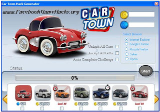 Car Town Cheat Tool Free No Survey