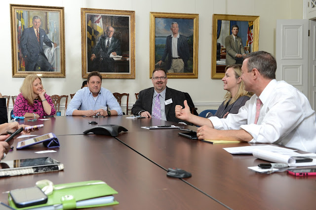 Meeting with the Governor 3