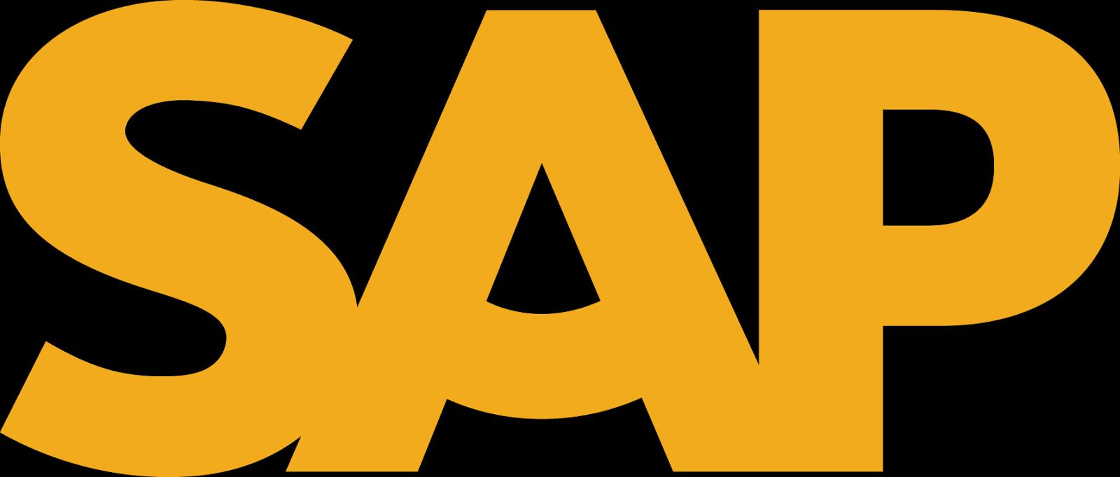 Новый логотип SAP