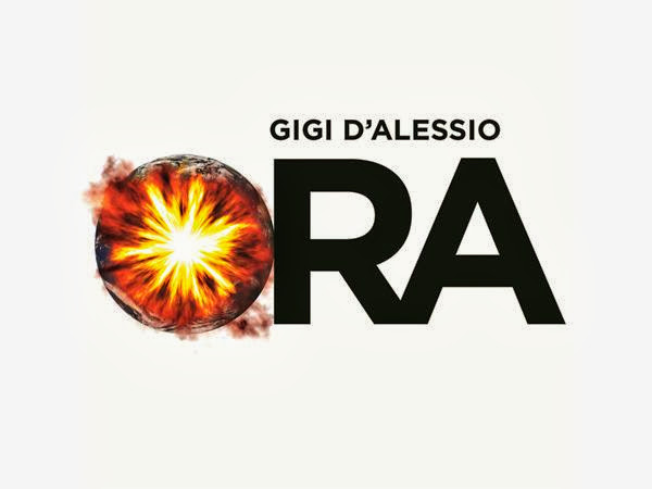 Gigi D'Alessio - Ora - copertina testo video download