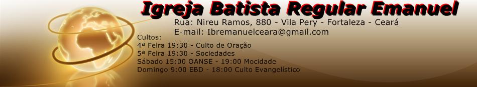 Igreja Batista Regular Emanuel