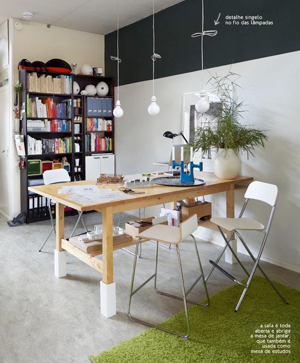 decoracao alternativa apartamentos pequenos:Como decorar um pequeno apartamento