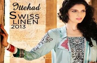 Ittehad Swiss Linen-2013