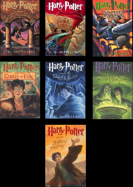 Harry Potter Books Young Readers : Must love books top ten tuesday favorite ya book covers