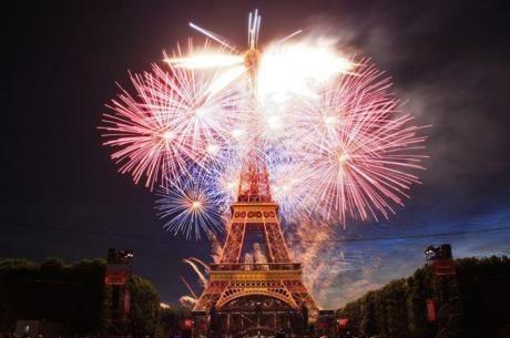 Día Nacional Francia