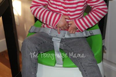 Mutsy Grow Up Booster Seat Review Giveaway on table and chair set for 8 year old