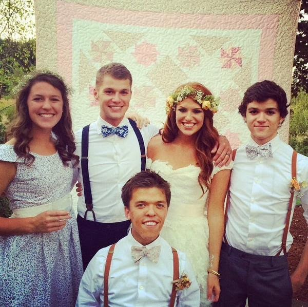 Keeping Up With The Roloff Family Jeremy Roloff And