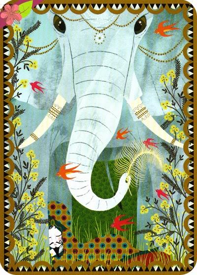 """""""L'odalisque et l'éléphant"""" de Pauline Alphen et Charlotte Gastaut"""