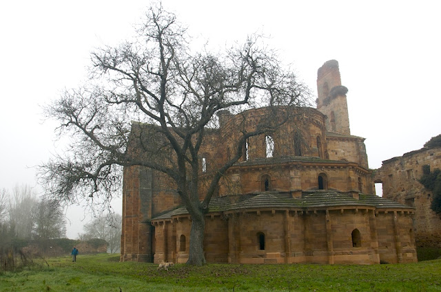 ZAMORA: Del Monasterio de Moreruela a las Lagunas de Villafáfila
