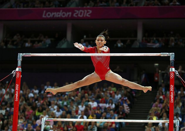 Kyla Ross 2012 Women's Olympic Gymnastics USA Team
