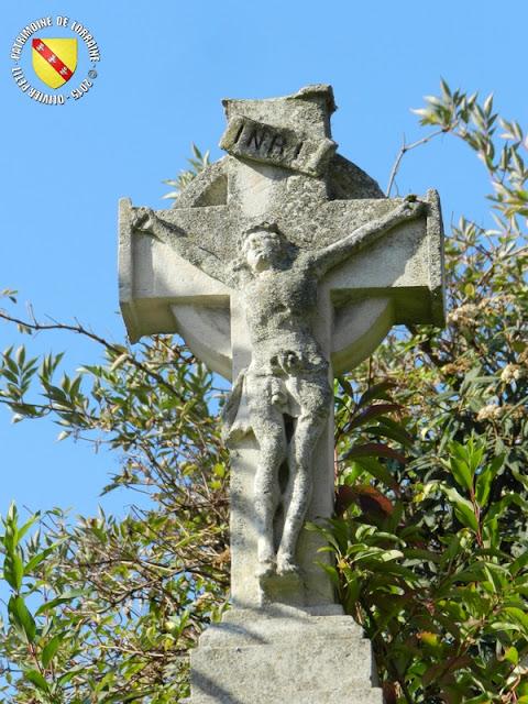 CHALIGNY (54) - croix